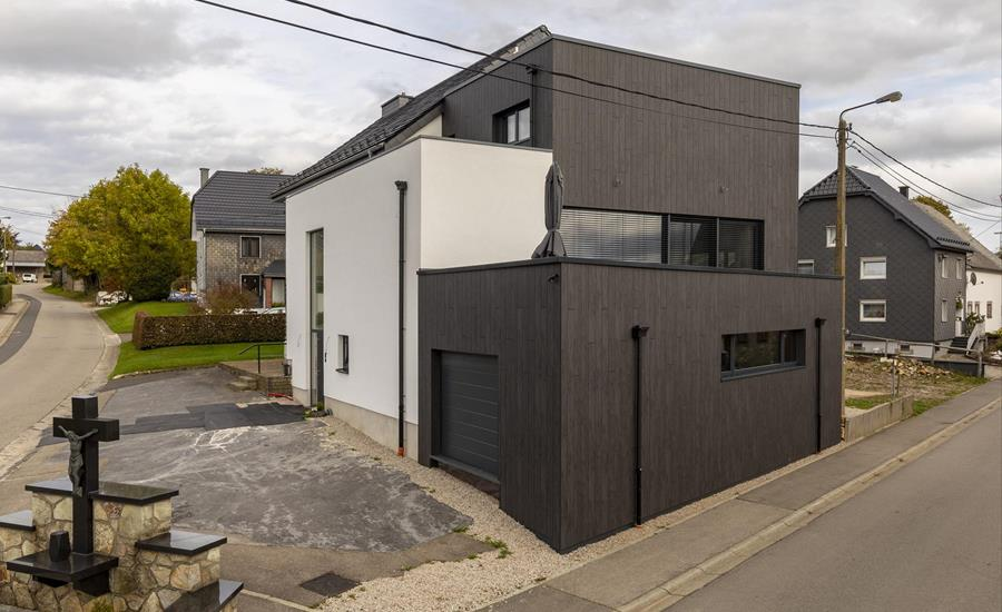 Transformation d'une maison individuelle avec extension (Mürringen)